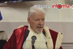 Inaugurazione anno giudiziario 2019 a Catanzaro, Lupacchini e le ingiuste detenzioni