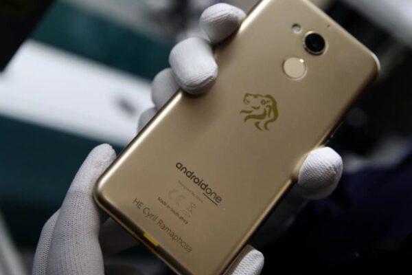 Nasce Maraphone, il primo smartphone made in Africa