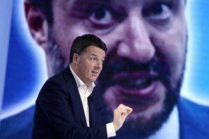 Sondaggio Ixè: cala ancora la Lega, balzo in avanti di Italia Viva
