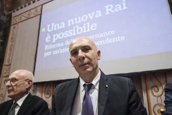 Nomine Rai, l'Ad Salini formalizza le sue proposte: Rai2 a trazione sovranista