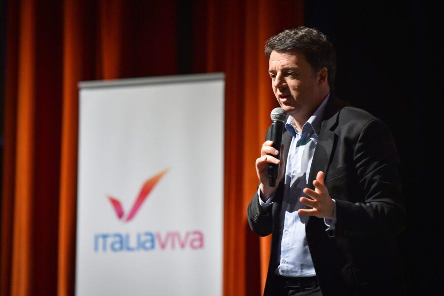 La Rai silenzia Renzi e Italia Viva, scomparsi dai Tg della tv pubblica