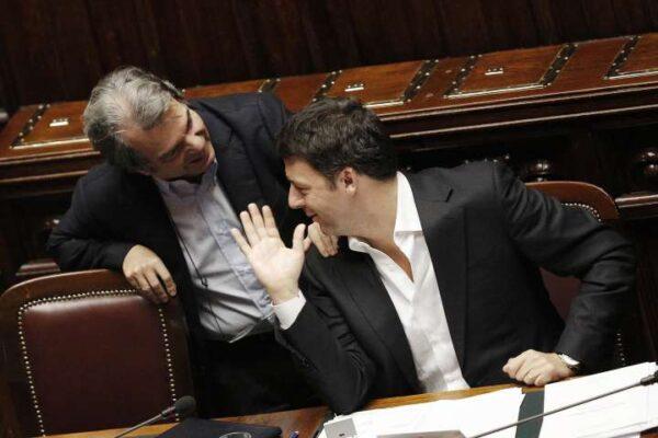 La proposta di Brunetta: governo di centrodestra con Renzi