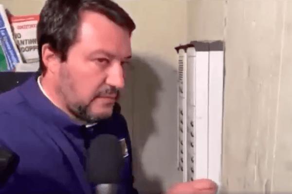 La ronda di Salvini in diretta Facebook apre uno strappo con Tunisi