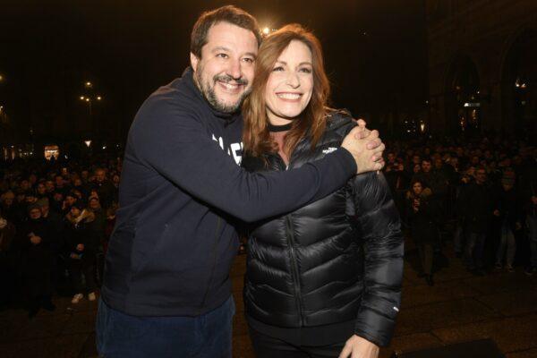 L'incoerenza della Borgonzoni, la fedelissima di Salvini lascia l'Emilia Romagna per il seggio in Senato