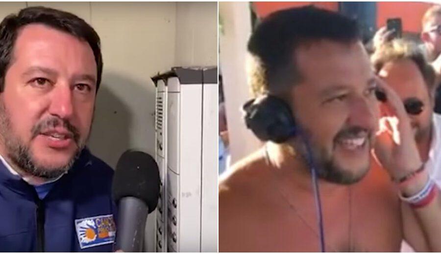 Regionali Emilia Romagna, a Salvini resta solo il Papeete: doppia batosta a Bibbiano e al Pilastro