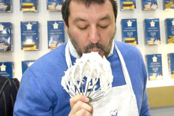 Salvini pensa di essere Pannella, ma il digiuno è una cosa seria