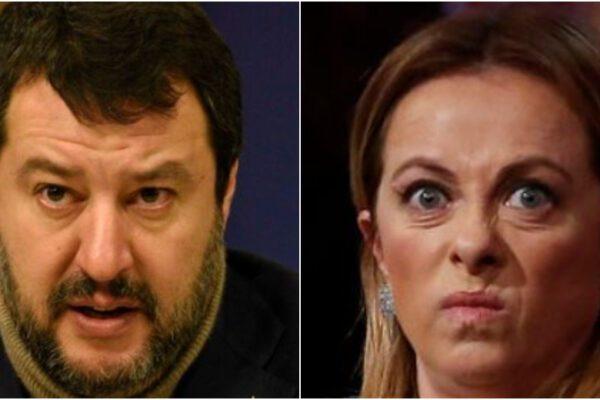 Sondaggio Piepoli: partiti stabili, crolla gradimento di Salvini e Meloni
