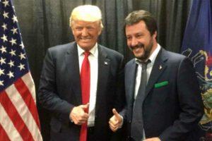 """Gli Usa dichiarano guerra all'Iran, Salvini sposa Trump: """"Ha eliminato un terrorista"""""""