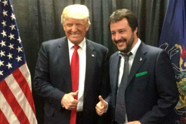 Impariamo da Trump, per battere Salvini servono idee migliori delle sue non i Pm