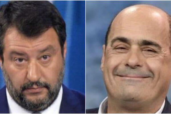 Effetto Emilia Romagna nei sondaggi: boom del Pd, Salvini continua a scendere