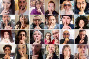 """Salvini rompe ancora il silenzio elettorale, le Sardine attaccano: """"Muto e vota"""""""