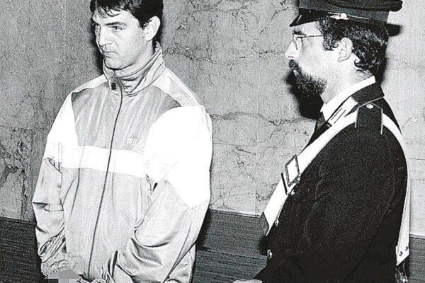Il falso testimone di giustizia Vincenzo Scarantino