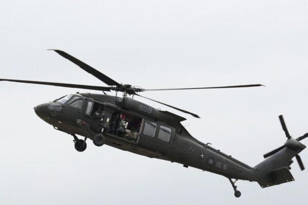 Taiwan, cade un elicottero militare: le vittime sono 8