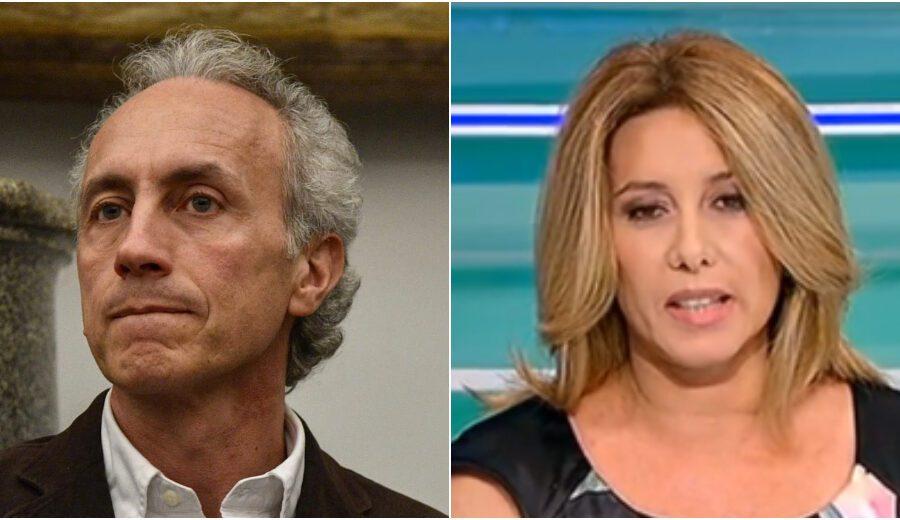 """""""Travaglio mavaffan***o"""", Gaia Tortora contro il direttore del 'Fatto' sugli innocenti in carcere"""