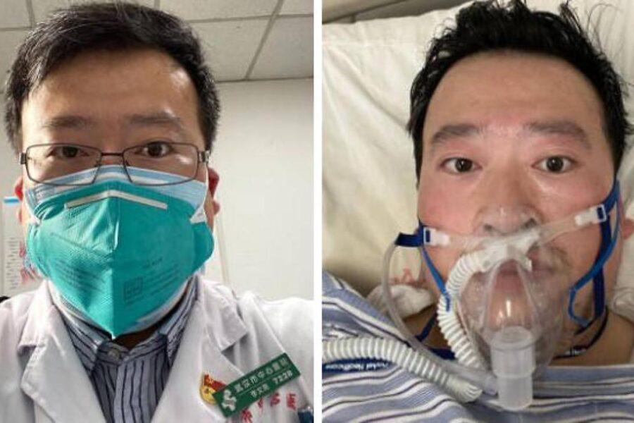 """""""E' morto Li Wenliang"""", giallo sulla sorte del primo medico cinese che ha lanciato l'allarme coronavirus"""