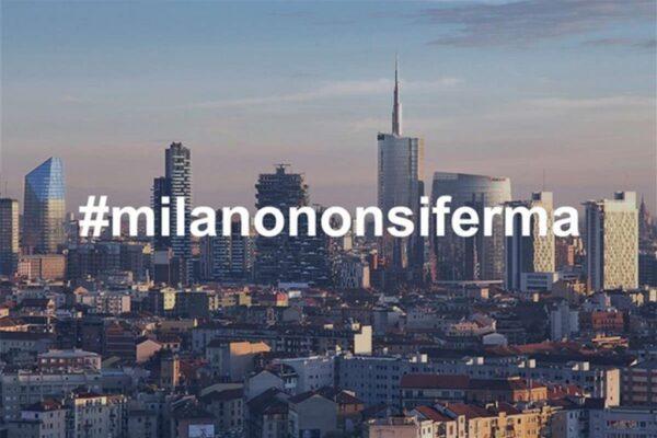 Milano, dove per il virus regnano paura e psicosi ma che vuole ripartire