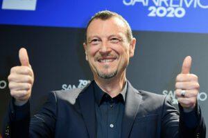 Sanremo, tra Fiorello-show e red carpet tutti i preparativi del Festival