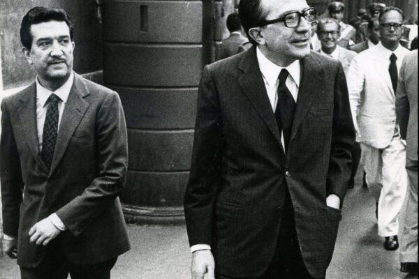 Storia dell'intervista a Franco Evangelisti su Tangentopoli che gli costò la carriera