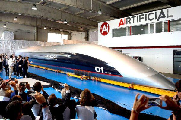 Arriva hyperloop, il treno di Musk che collegherà Roma e Milano in 30 minuti