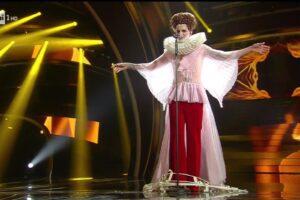 Achille Lauro porta i Tudor a Sanremo, chi è il personaggio rappresentato al Festival