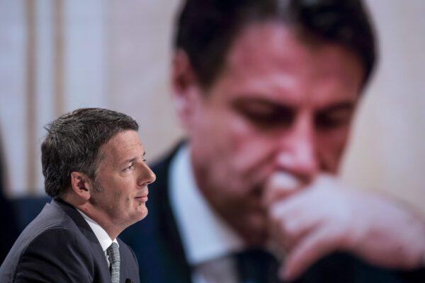 Analisi social: l'Italia è con Conte, Renzi e Italia Viva demoliti dalla rete