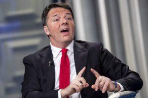 """Intervista a Renzi: """"Non vogliamo morire di coronavirus ma nemmeno di fame"""""""