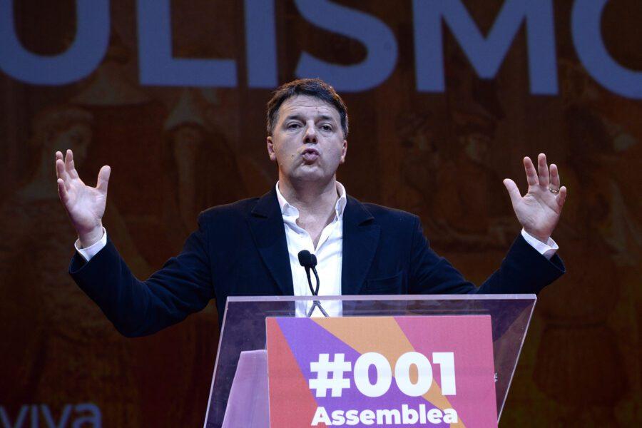 Ultimatum di Renzi a Conte: le richieste di Italia Viva per restare nel governo