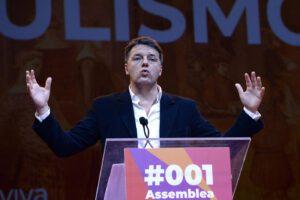 """Giustizia, Renzi assediato sfotte il Pd: """"Citofonate Travaglio"""""""