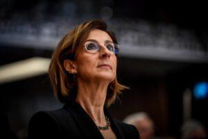 Marta Cartabia difende la prescrizione, la Costituzione e attacca la riforma Bonafede