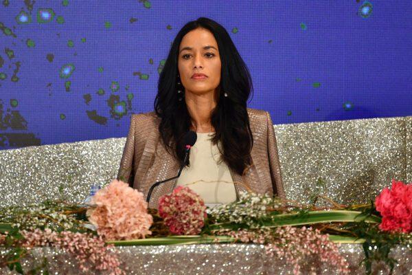 Il monologo di Rula Jebreal a Sanremo è stato un pugno nello stomaco