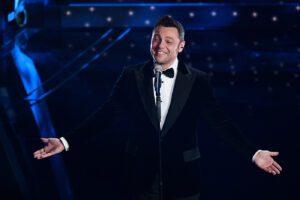 Tiziano Ferro, il monologo sui 40 anni al Festival di Sanremo