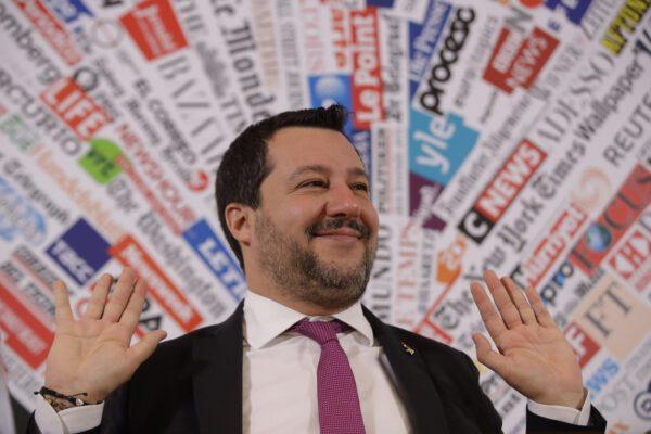 Caso Open Arms, Salvini scarica responsabilità su Spagna e Malta