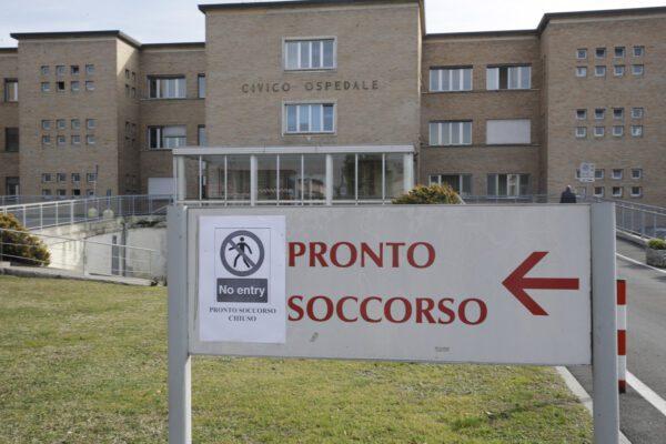 Coronavirus, quarta vittima in Italia: è un uomo ricoverato a Bergamo