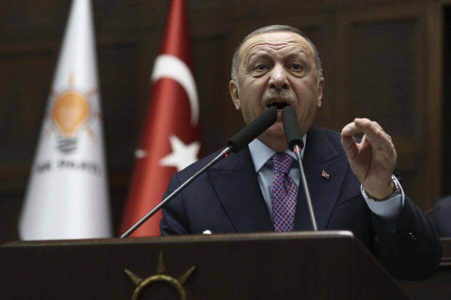 """Siria, Erdogan e le trattative: """"A Idlib non faremo passi indietro"""""""