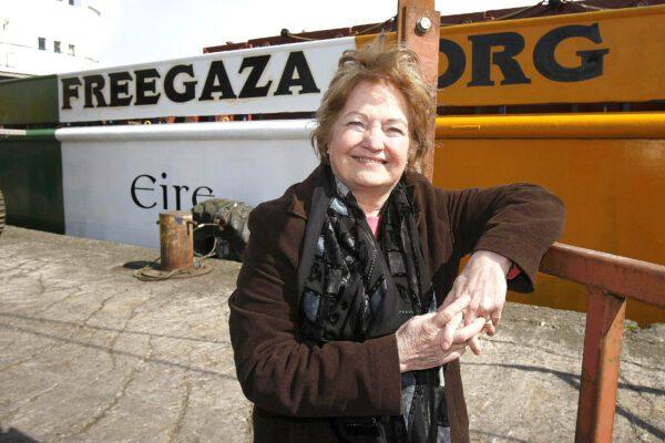 """Maired Maguire: """"Israele e Usa sbagliano, per la pace serve dialogo e non violenza"""""""