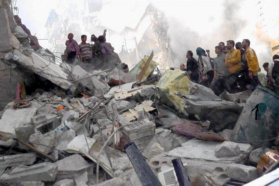 Idlib come Aleppo, bagno di sangue nella contesa tra Russia e Turchia