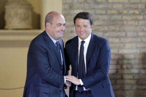 """Prescrizione, Zingaretti contro Renzi: """"È un estremista"""""""