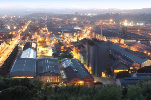 Acciaierie Ast di Terni, ciclo siderurgico esempio virtuoso del modello green economy