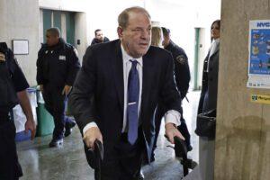 Coronavirus, Weinstein positivo. È in isolamento in carcere a New York