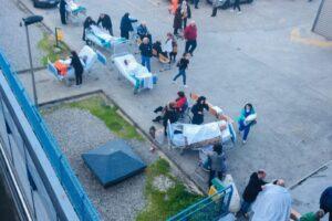 """Forte terremoto a Cosenza, gente in strada e in ospedale: """"Sto ancora tremando"""""""