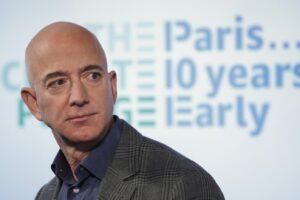 Il fondatore di Amazon Jeff Bezos crea un fondo da 10 miliardi di dollari per salvare la Terra