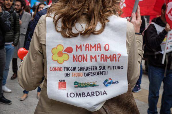 Conad, la 'partita' dei supermercati sulla pelle dei lavoratori: chiesta cassa integrazione per 5mila dipendenti