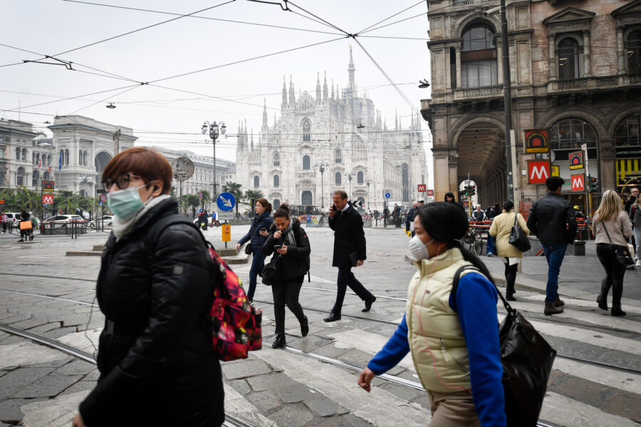 Coronavirus, sale a 316 il numero di contagi: nuovi casi in Toscana, Liguria e Palermo