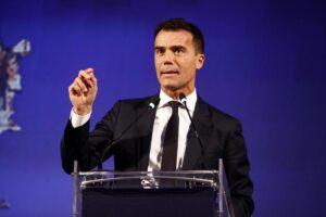 """Sandro Gozi: """"Ho realizzato il sogno di Marco Pannella"""""""