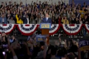 """Caucus in Iowa, Buttigieg: """"Andremo in New Hampshire da vincitori"""""""