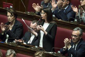 Prescrizione, bocciato per 9 voti il 'lodo Annibali': sui social insulti e minacce alla deputata di Italia Viva