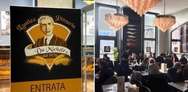 Pizzeria da Michele chiusa a Milano: punto vendita concesso in franchising