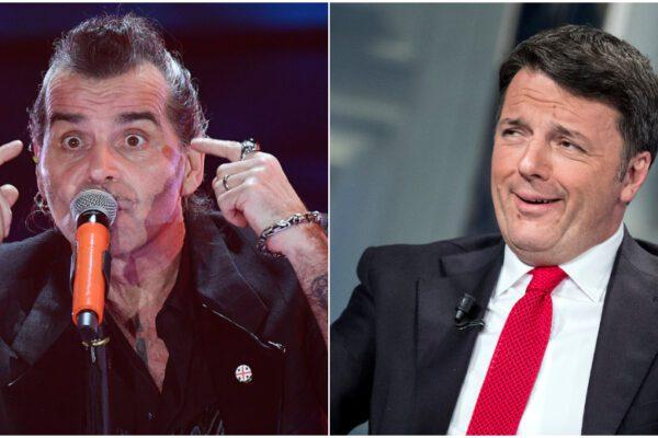 """Renzi """"boy scout di Licio Gelli"""", Piero Pelù deve risarcire l'ex premier"""