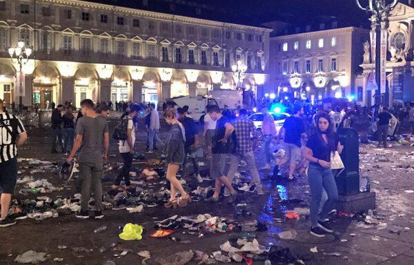 Piazza San Carlo, 9 a processo per la tragedia durante la finale di Champions della Juventus