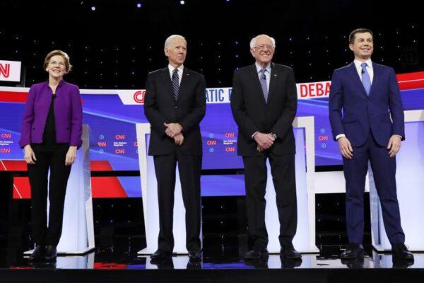 Primarie dem in Iowa, nel caos il vecchio Sanders batte il giovane Buttigieg